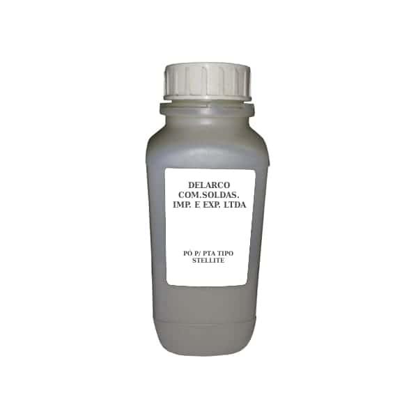 Pó PTA powder 12, semelhante ao stellite alloy 12