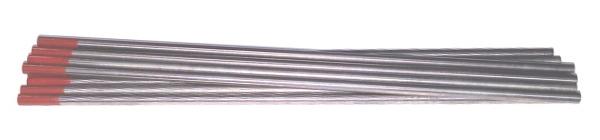 eletrodos de tungstenio com torio
