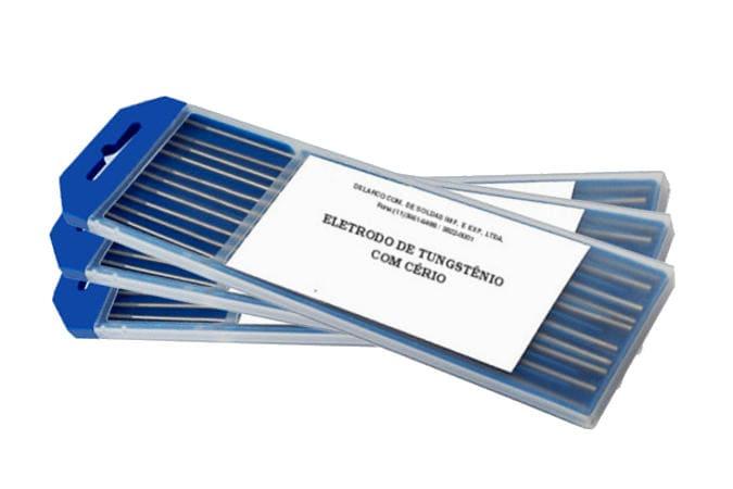 Eletrodos de tungstenio